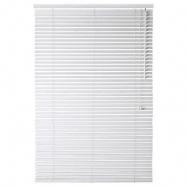 METAL VENETIAN BLIND WHITE